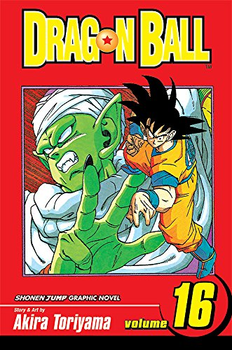 Dragon Ball Volume 16