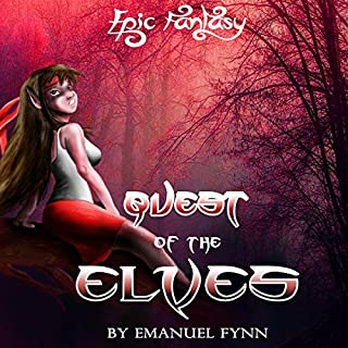 Quest of the Elves cover art