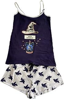 Harry Potter Ravenclaw Pyjama Set Cami Vest Shorts Soft Nightwear PJ New Primark