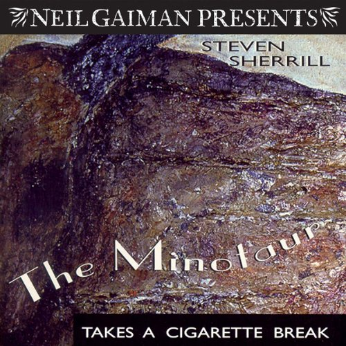 The Minotaur Takes a Cigarette Break: A Novel audiobook cover art