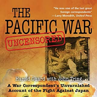 Pacific War Uncensored cover art