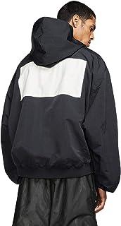 Nike x Fear of God Men's Hooded Full-Zip Bomber Jacket