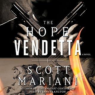 The Hope Vendetta audiobook cover art