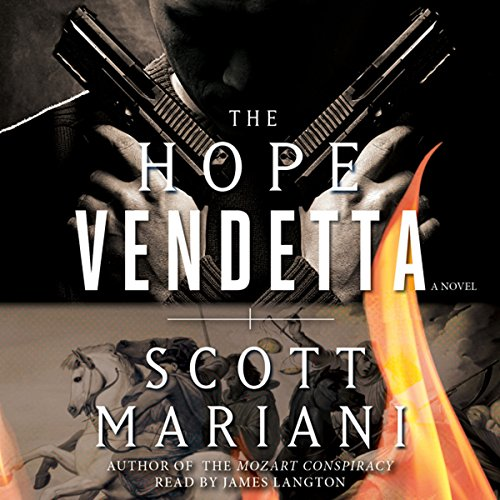 The Hope Vendetta audiobook cover art