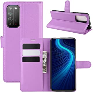 Easy life and easy to enjoy For Huawei Honor X10 5G Litchi Texture Horizontal Flip Protective Case with Holder & Card Slot...