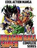 Cool Action Manga Dragon Ball Super Complete Series: Collector's Edition Dragon Ball...