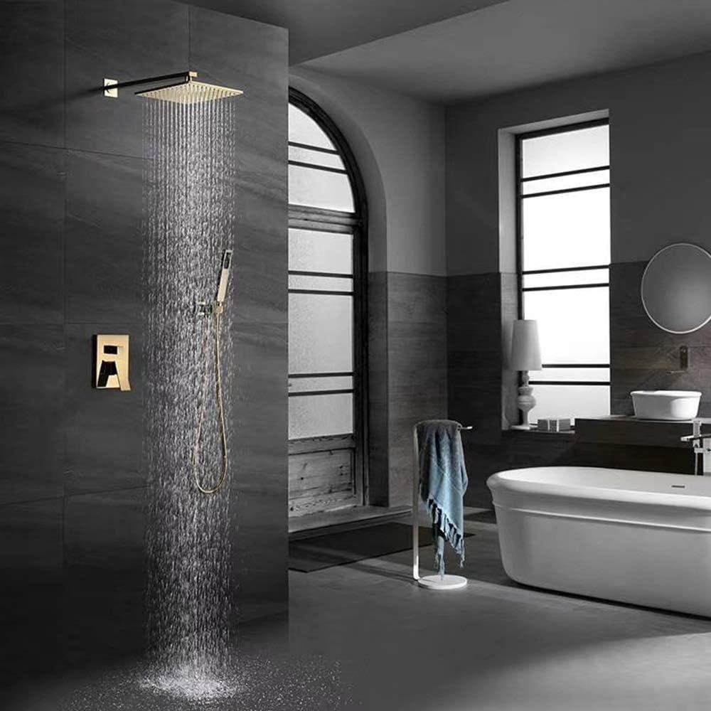 XUXUWA Bathroom Shower System Set Handhe Very popular Modern NEW before selling Concealed
