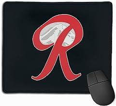 Iuqyzqzaza Rainier Beer Capital R Mountain Mouse Pad Paris Picture Laptop Pad Non-Slip Rubber Stitched Edges 11.8 X 9.8 Inch