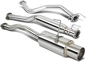 For Honda Civic Catback Exhaust System 4