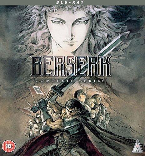 Berserk Collection (Standard Edition) (3 Blu-Ray) [Edizione: Regno Unito] [Import italien]