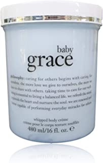 Philosophy Baby Grace Whipped Body Creme 16 oz