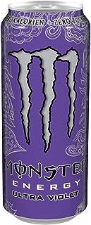 Monster Energy Ultra Violet EINWEG, 1 x 0,5 l
