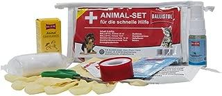 Multicolore 16,5 x 8 x 4 cm Ballistol Outdoor Set pour Plein air Mixte