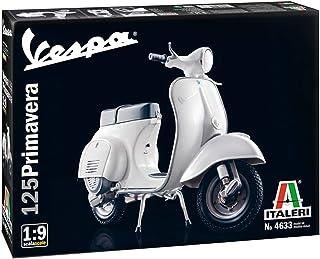 Italeri 4633, Maqueta Moto Vespa 125 Primavera, Kit de
