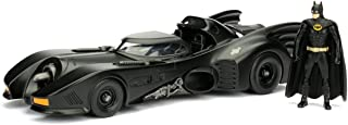 Jada Dc Comic 1989 Batmobile with 2.75