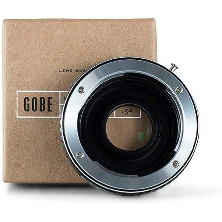 compatibile con lente Nikon F e corpo fotocamera Samsung NX Adattatore di montaggio lente Urth x Gobe
