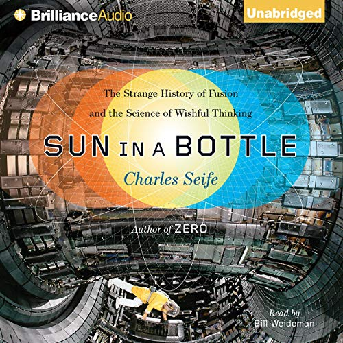 Sun in a Bottle audiobook cover art
