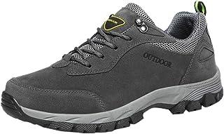 comprar comparacion YWLINK Senderismo Zapatos Nuevos Al Aire Libre Zapatos para Caminar Moda Casual Zapatillas Antideslizante Transpirable Zap...
