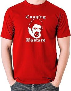 Revolution Ape Blackadder Inspired T Shirt - Cunning Bastard