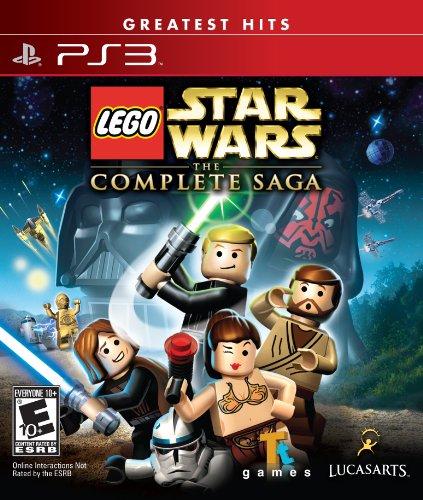 LucasArts LEGO Star Wars: The Complete Saga, PS3, ESP PlayStation 2 Español vídeo - Juego (PS3, ESP, PlayStation 2, Acción, Modo multijugador, E10 + (Everyone 10 +))