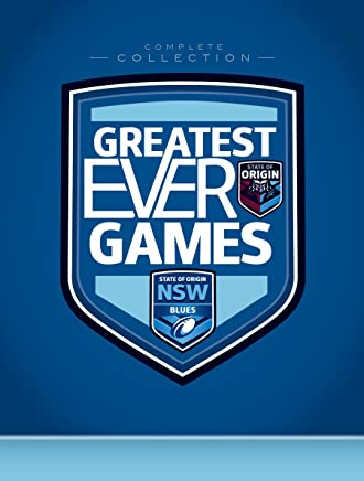 State Of Origin Greatest Ever Games: New South Wales Complete Collection (Limited Edition)