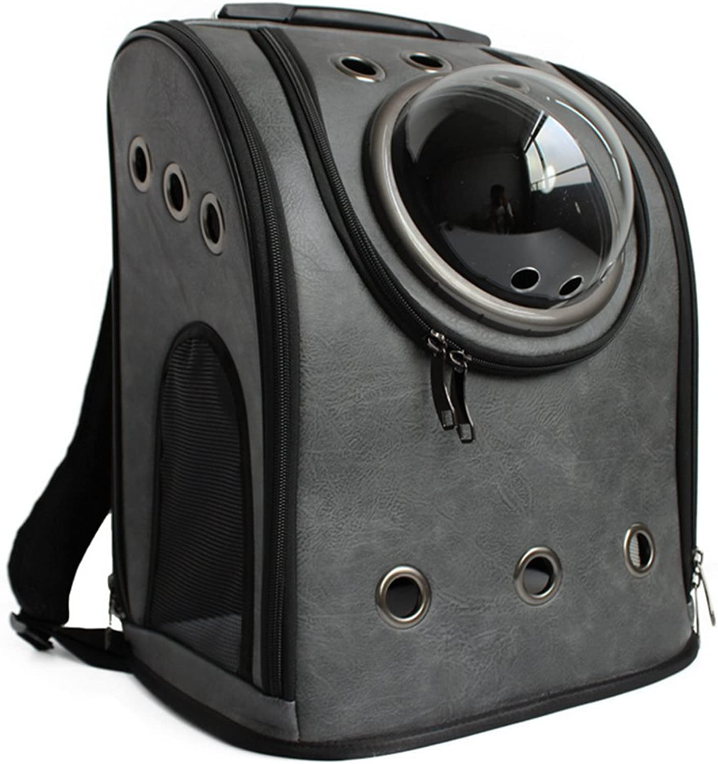 Pet backpack, iTECHOR transport backpack, carry bag, portable backpack for pets, dogs, cats.