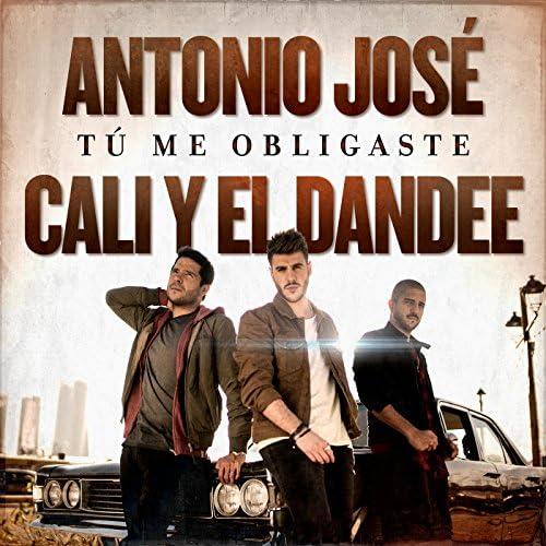 Antonio José & Cali y el Dandee