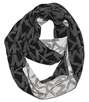 MICHAEL Michael Kors Women`s Logo Infinity Loop Scarf