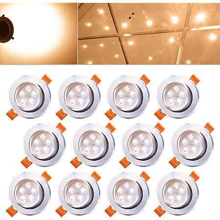 Leuchtmittel LED Einbauleuchte Strahler Spot Leuchte Lampe inkl