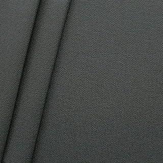 100% Baumwolle Canvas Stoff Meterware Dunkel-Grau