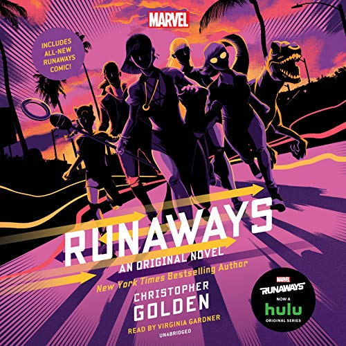 Runaways  By  cover art