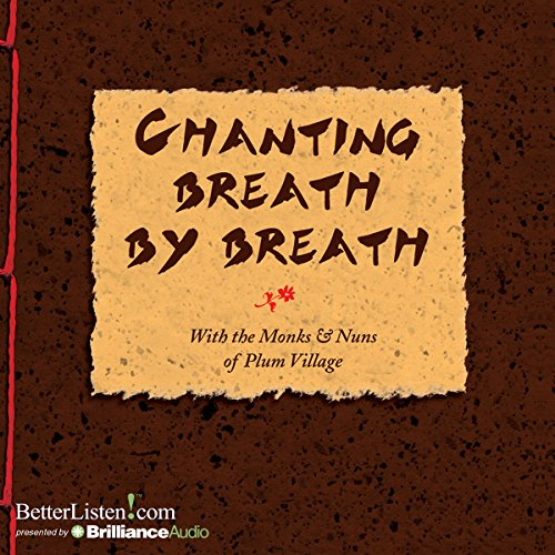 Chanting Breath by Breath audiobook cover art