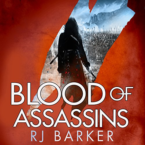 Blood of Assassins cover art