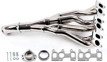 For Volkswagen Jetta//Golf 6-2-1 Design Stainless Steel Exhaust Header Kit GTI MK3 MK4 VR6 2.8L