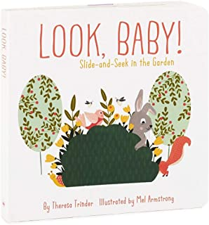 Troup`s Look, Baby! Slide-and-Seek in The Garden Board Book