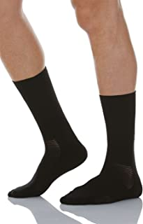 560 Calcetines cortos para diabéticos con tejido natural Crabyon