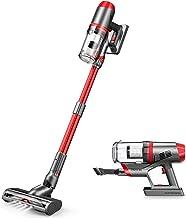 Cordless Vacuum Cleaner, ONSON Powerful Suction Stick Vacuum 4 in 1 Handheld Vacuum for Home Hard Floor Carpet Pet Hair, L...