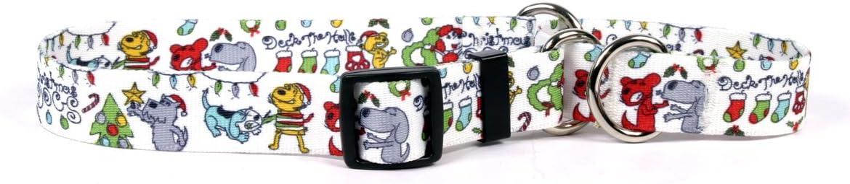 Yellow Dog Design Martingale Collection Popular overseas Christmas Sale price Slip Collar