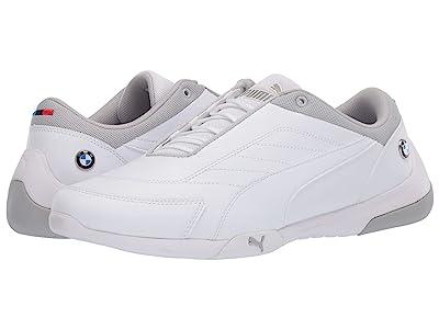 PUMA BMW MMS Kart Cat III NM (Puma White/Puma White) Men