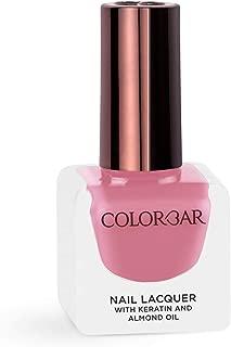 Colorbar Nail Lacquer, Pink Cinema, 12 ml