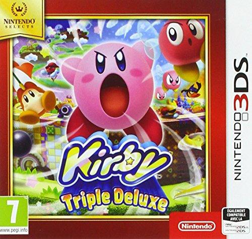 Kirby Triple Deluxe - Nintendo 3DS [Edizione: Francia]