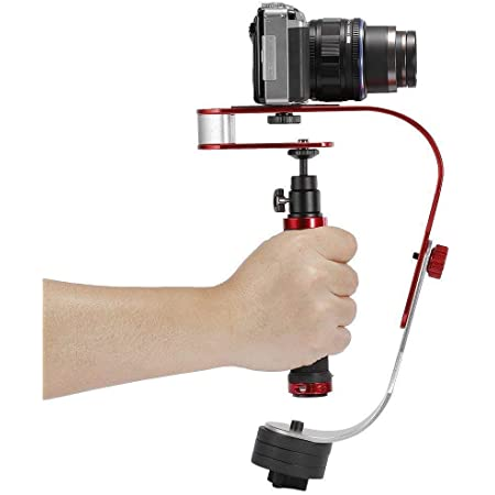 SLRs /& Camcorders Opteka SteadyVid EX MK II Video Stabilizer Gimbal System for Digital Cameras up to 3 lbs New /& Improved Version ~