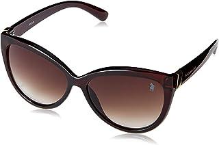 Óculos de Sol Polo London Club lente com Proteção UVA/UVB - Kit acompanha com estojo e flanela, Marrom, Único