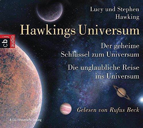 """Hawkings Universum: Der geheime Schlüssel zum Universum & Die unglaubliche Reise ins Universum (Die """"Universum""""-Reihe (Kinderbücher), Band 2)"""