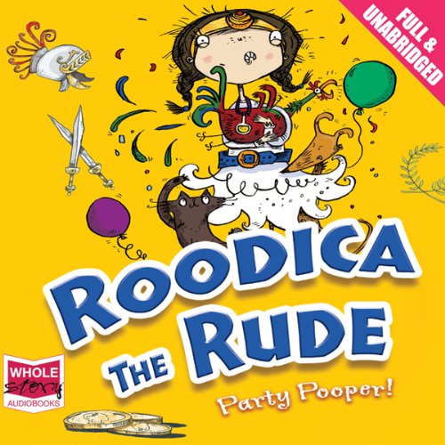 Roodica the Rude: Party Pooper! cover art
