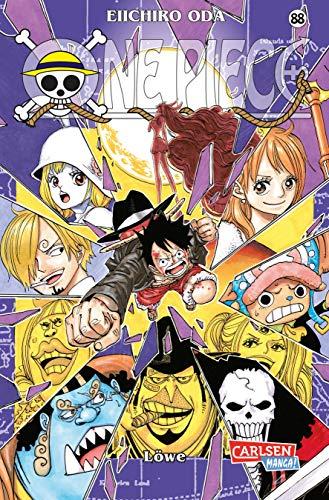 One Piece 88: Piraten, Abenteuer und der größte Schatz der Welt!
