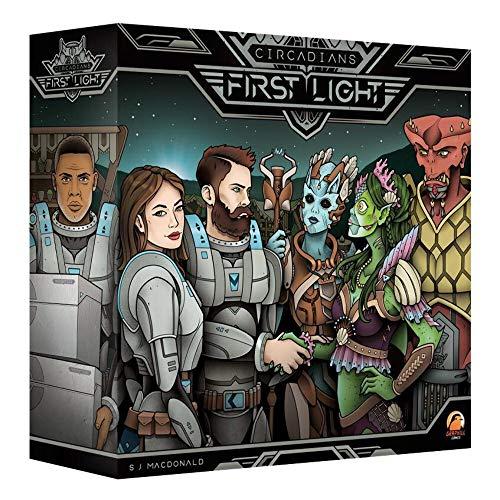 Renegade Game Studios RGS2021 Circadians: First Light