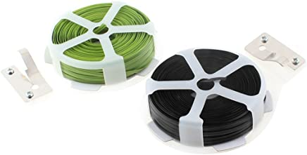 Gardening Packing Crafts Twist Tie Roll Strapping String Tape 30m 2pcs