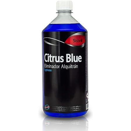 Sisbrill Citrus Blue Byphasse, Eliminador de Alquitrán - 1 Litro