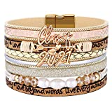 Graduation Gifts for Her Class of 2021,College High School Graduate Present Bracelets for Girls...